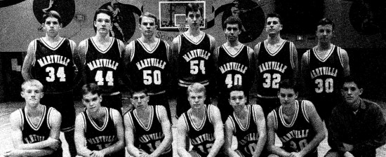 1994 Maryville Spoofhounds Basketball